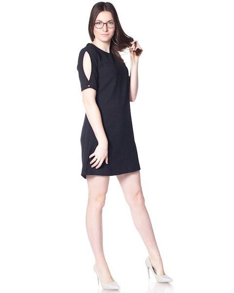 Къса дамска рокля в А - силует - Miglena - две дължини